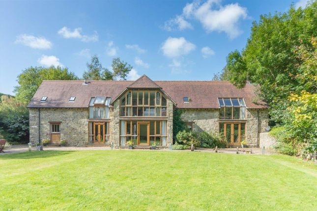 Thumbnail Barn conversion for sale in Wincombe Lane, Shaftesbury