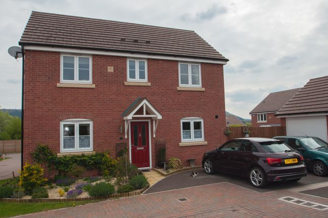 Thumbnail Detached house for sale in Cordwainers Lane, Ross-On-Wye