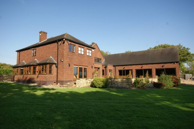 Thumbnail Detached house for sale in Bascote Heath, Southam