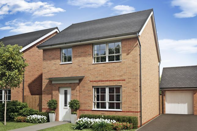 "Thumbnail Detached house for sale in ""Collaton"" at Cobblers Lane, Pontefract"
