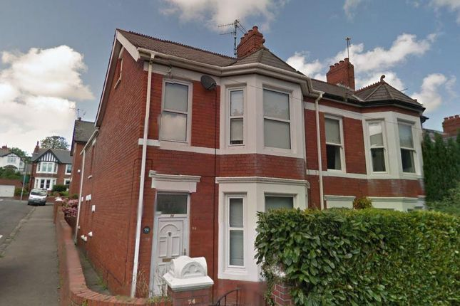 Thumbnail Property to rent in Bryngwyn Road, Newport