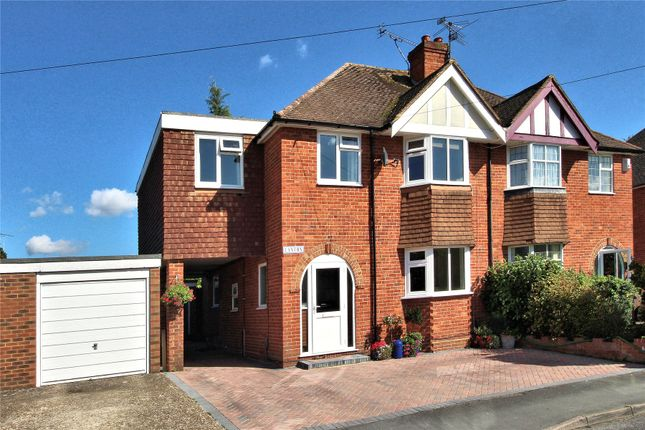 Thumbnail Semi-detached house for sale in St Johns, Woking, Surrey