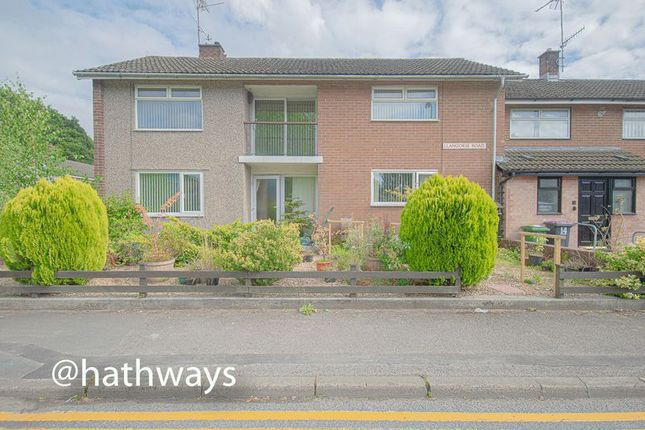 Thumbnail Flat to rent in Beaumaris Drive, Llanyravon, Cwmbran