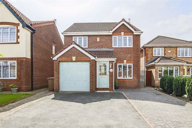 Thumbnail Detached house for sale in Torridon Close, Blackburn