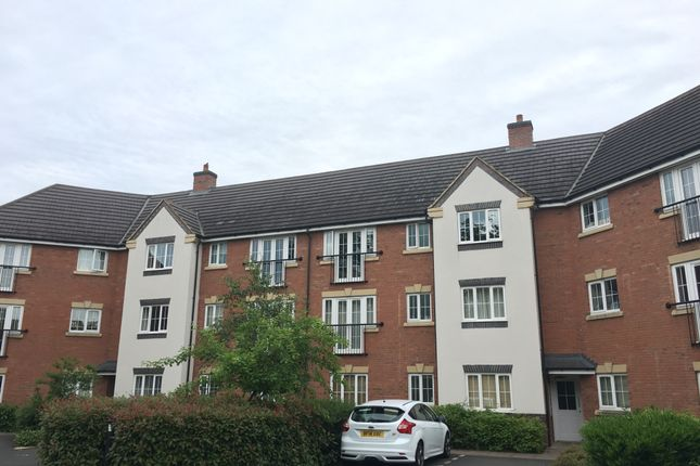 Thumbnail Flat to rent in Worths Way, Stratford Upon Avon