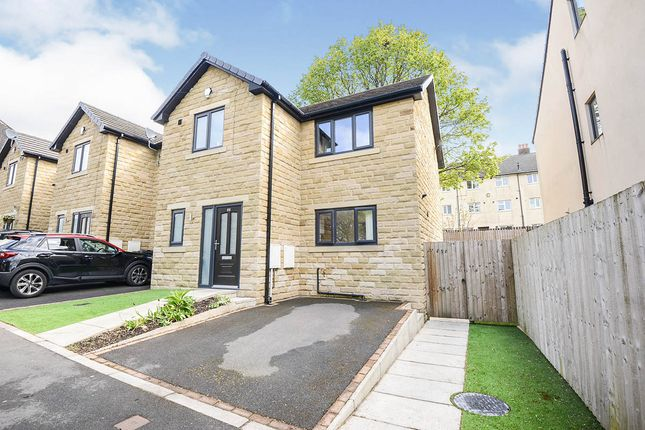 Thumbnail End terrace house for sale in Fern Street, Halifax, West Yorkshire