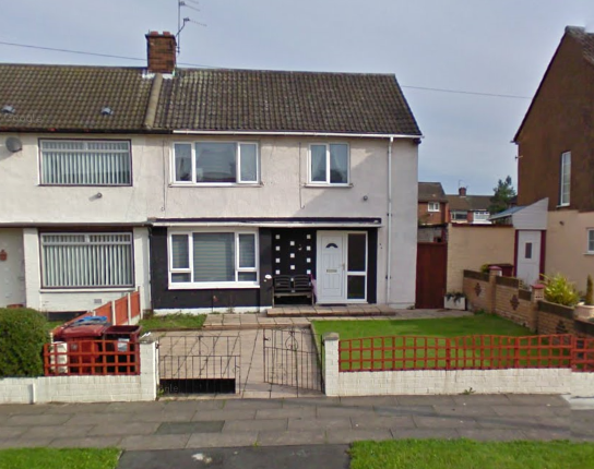 Thumbnail Terraced house to rent in Brook Hey Drive, Kirkby