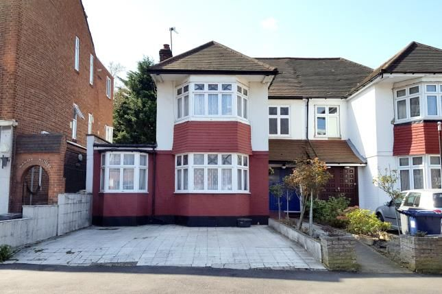 Thumbnail Semi-detached house for sale in Crown Lane, Southgate, London