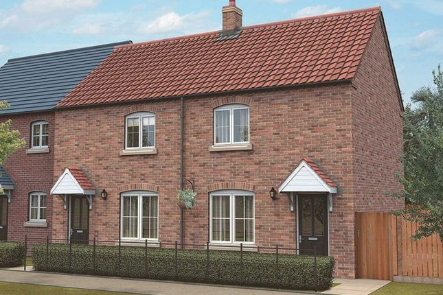 Thumbnail Terraced house for sale in Runnymede Lane, Kingswood, Hull