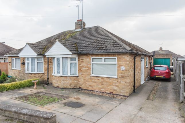 Thumbnail Semi-detached bungalow for sale in Burton Road, Finedon, Wellingborough