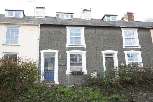 Thumbnail Terraced house for sale in Copperhill Street, Aberdovey