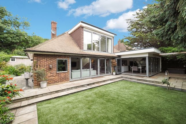 Thumbnail Detached house for sale in Grand Drive, London