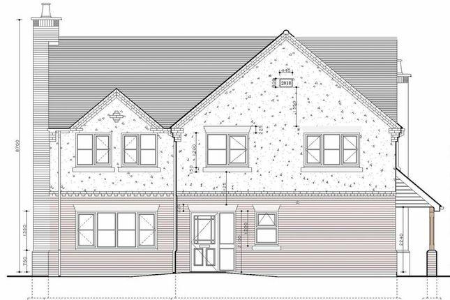 Thumbnail Detached house for sale in Newbuild, Haddon Lane, Chapel Chorlton