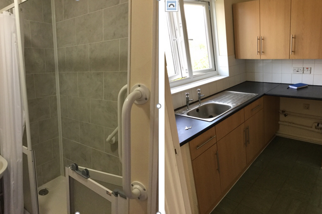 Thumbnail Flat to rent in Grosvenor Street, Crosby Scunthorpe