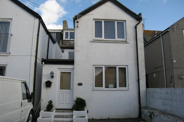 Thumbnail Semi-detached house to rent in Sunset Apartments, 107-109 Tower Road, Newquay, Cornwall