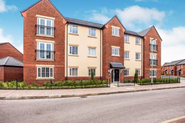Thumbnail Flat for sale in Whittingham Park, Preston