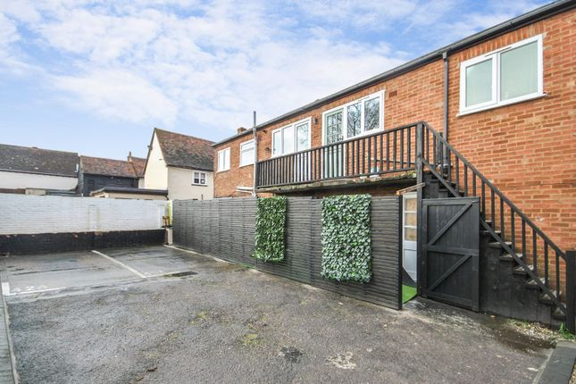 Thumbnail Flat for sale in Bell Street, Sawbridgeworth, Hertfordshire