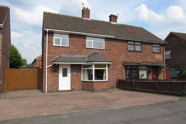 Thumbnail Semi-detached house to rent in Grasmere Road, Long Eaton, Long Eaton