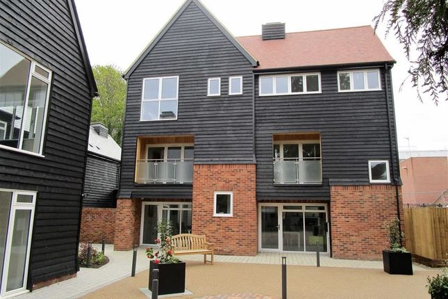 Thumbnail Town house for sale in Mill Yard, West Malling, Kent