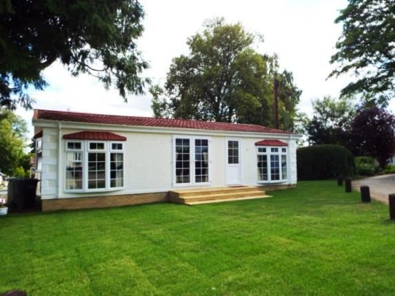 Mobile/park home for sale in Ranksborough Hall Park, Langham, Oakham, Rutland