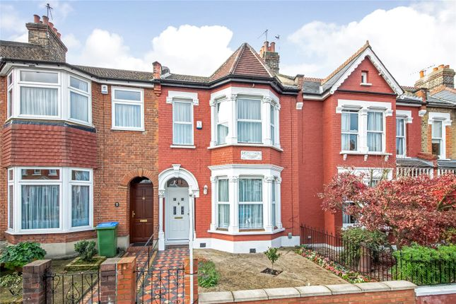 3 bed terraced house for sale in Kinveachy Gardens, Charlton, London SE7