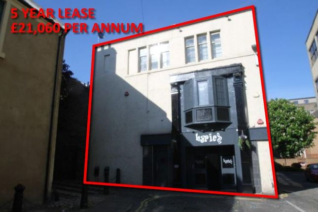 Thumbnail Commercial property for sale in 53, Lyrics, Dundee DD12Ey