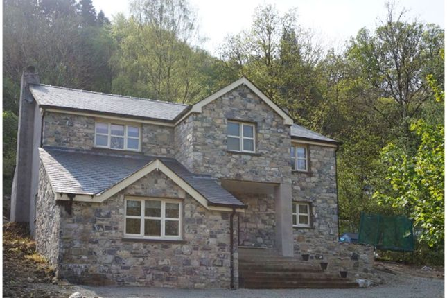 Thumbnail Detached house for sale in Haf, Betws-Y-Coed