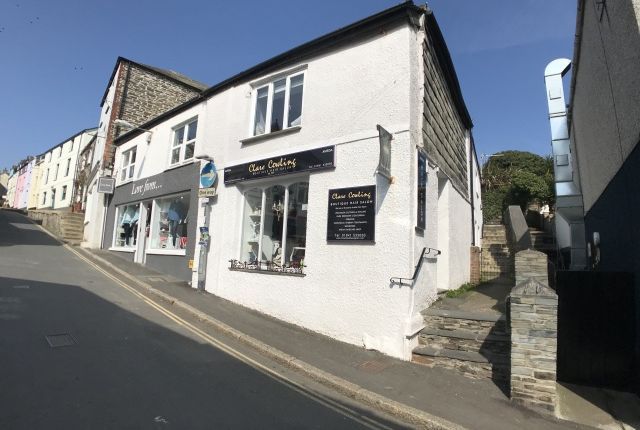 Retail premises for sale in Fentonluna Gardens, High Street, Padstow