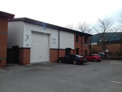Thumbnail Light industrial to let in Unit 2, Fourth Avenue, Trafford Park, Greater Manchester