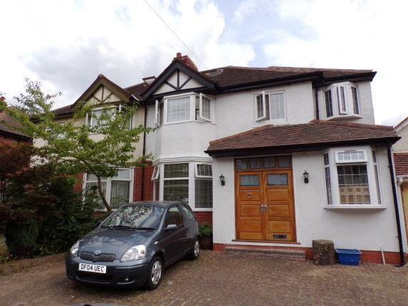 Thumbnail Semi-detached house for sale in Phipson Road, Sparkhill, Birmingham, West Midlands