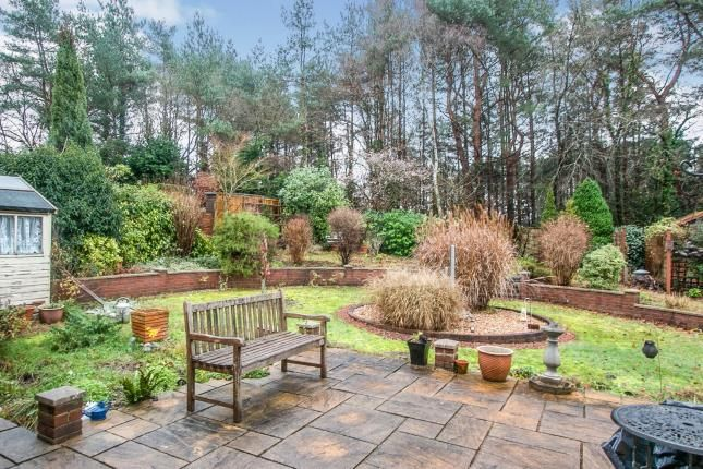 Rear Garden of Conifer Close, St. Leonards, Ringwood BH24