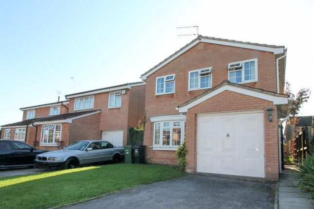 Thumbnail Detached house for sale in Beech Drive, Nailsea, North Somerset