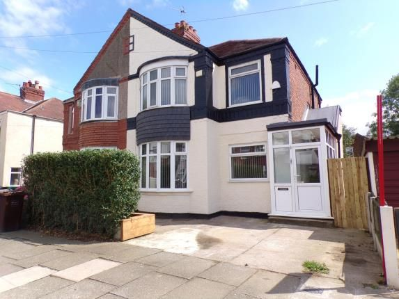 Thumbnail Semi-detached house for sale in Rippenden Avenue, Manchester, Greater Manchester