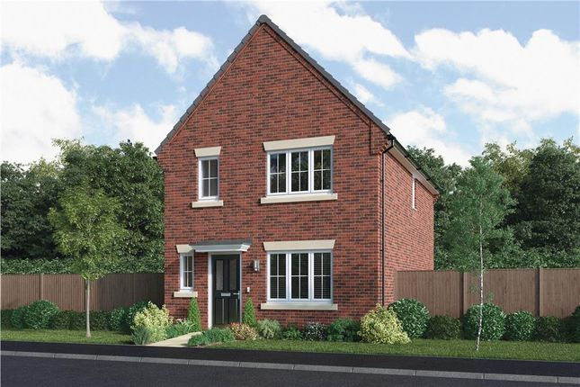 """Thumbnail Detached house for sale in """"Tiverton"""" at Olympus Avenue, Tachbrook Park, Warwick"""