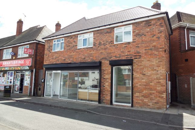 Thumbnail Retail premises for sale in 10 & 10A Knightsbridge Road, Solihull