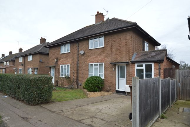 3 bed semi-detached house to rent in Crawford Road, Hatfield AL10