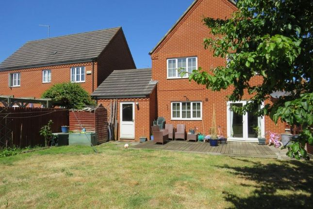 Thumbnail Detached house for sale in Tern Road, Hampton Hargate, Peterborough