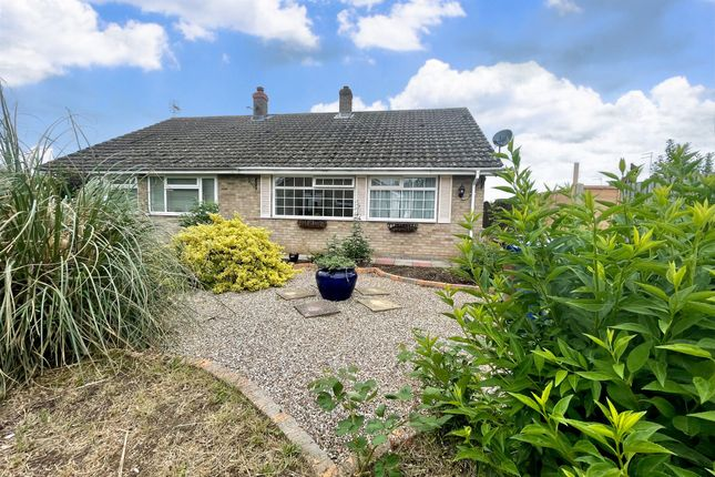 Thumbnail Semi-detached bungalow for sale in Blackberry Way, Red Lodge, Bury St. Edmunds