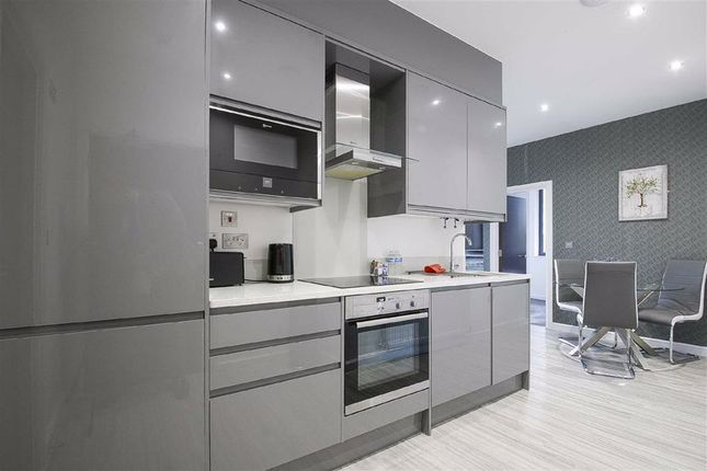 Thumbnail Flat to rent in 10 Milburn Avenue, Oldbrook, Milton Keynes