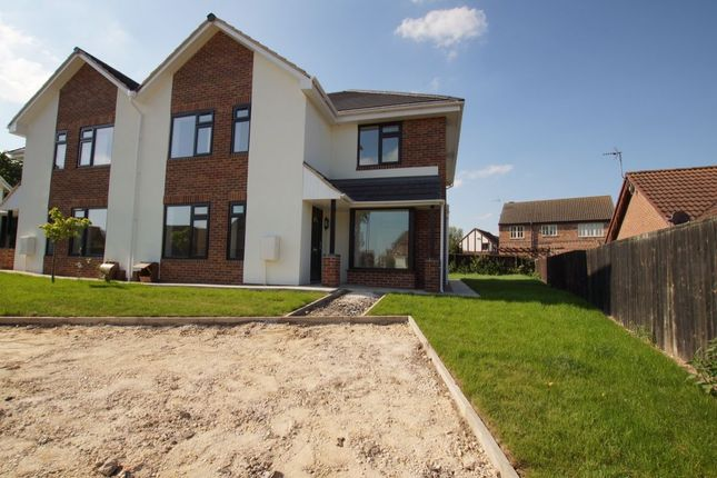 Thumbnail Semi-detached house for sale in Stool Close Road, Belton, Doncaster