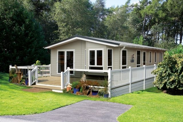 Thumbnail Property for sale in Lilac Glendevon Country Park, Clackmannanshire