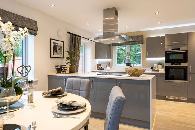 """Thumbnail Detached house for sale in """"The Osterley"""" at Taunton Road, Wellington"""