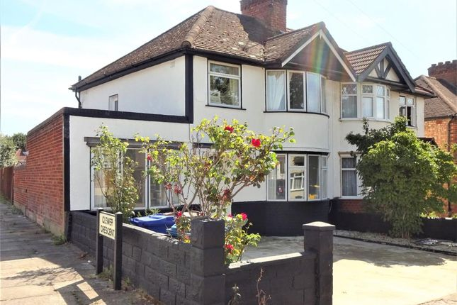 Thumbnail Semi-detached house to rent in Windsor Road, Harrow