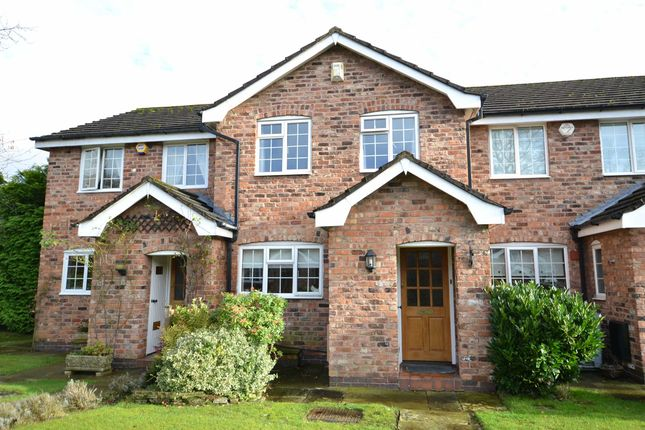 Thumbnail Mews house to rent in Cavendish Mews, Wilmslow