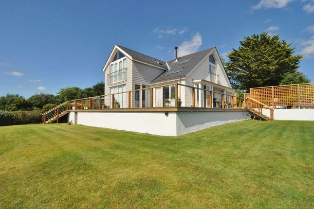 Thumbnail Detached house for sale in Aveton Gifford, Kingsbridge, South Devon