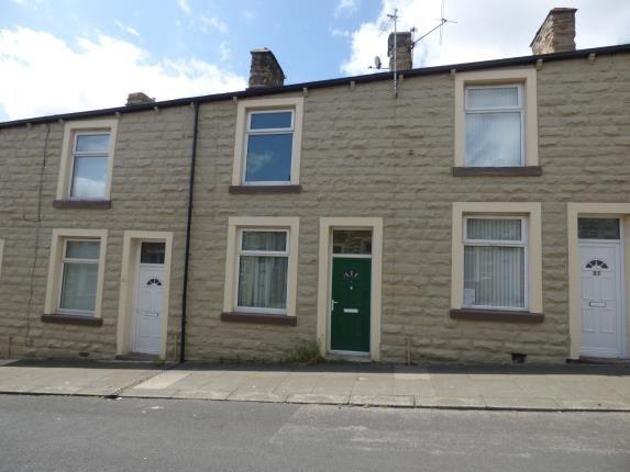 Front of Ingham Street, Padiham, Burnley, Lancashire BB12