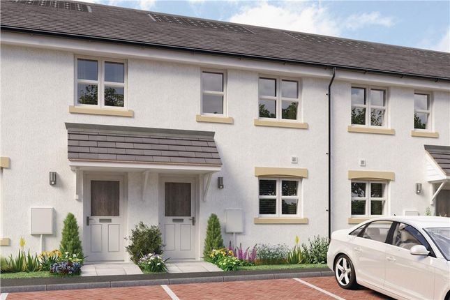 "Thumbnail Mews house for sale in ""Angus Mid"" at Mayfield Boulevard, East Kilbride, Glasgow"