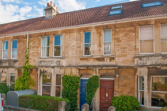 Thumbnail Terraced house to rent in Park Road, Bath
