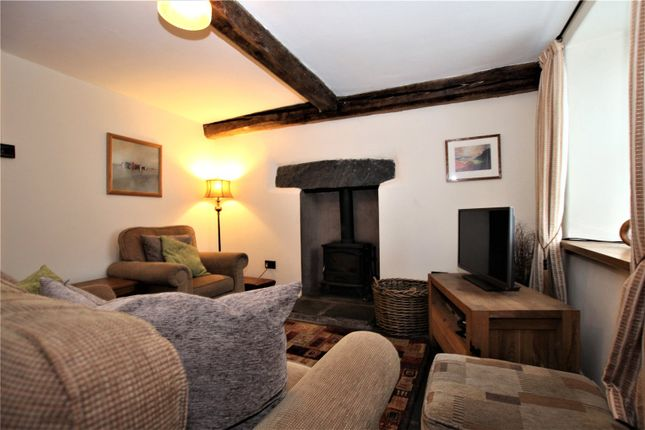 Lounge of Hill View Cottage, Bouth, Ulverston LA12