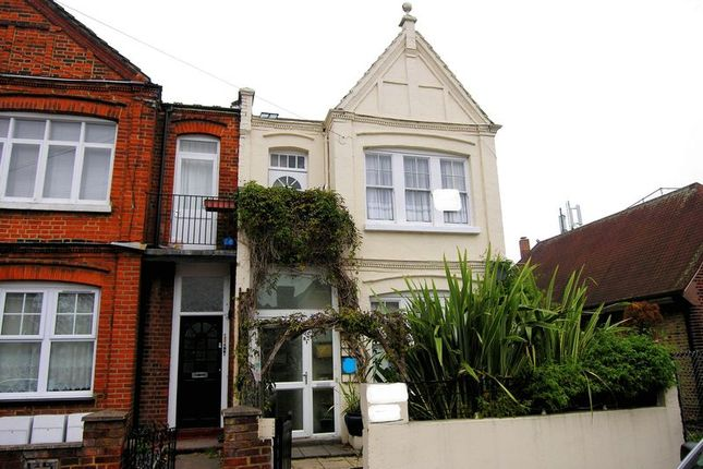 Thumbnail End terrace house for sale in Lascotts Road, London